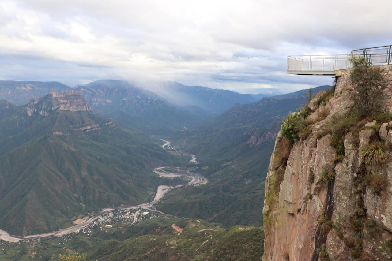Reise Rundreise Mexiko Kupferschlucht Zugreise Raramuris