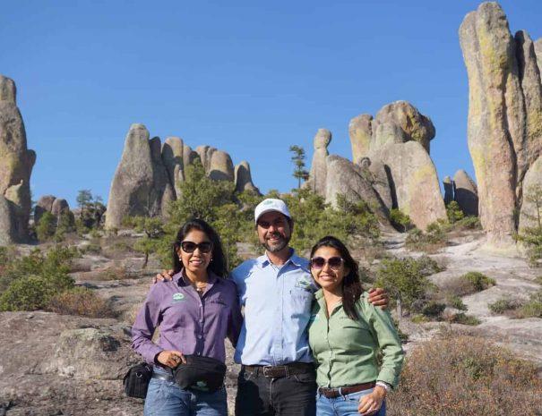 Rundreise Mexiko Sierra Madre Kupferschlucht